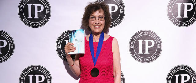 New York City: Carole's novel wins 2018 Independent Publishers Gold Medal for Literary Fiction.