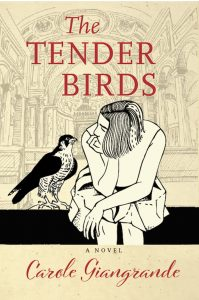 The Tender Birds Book Cover by Carole Giangrande